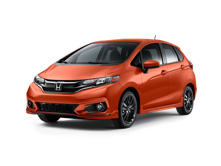 Life365  Honda Fit Sport 2018